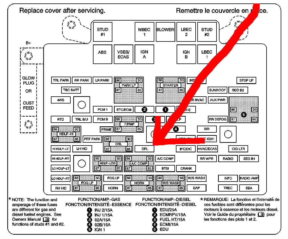 Lincoln Wiring   2005 Lincoln Town Car Fuse Box Diagram