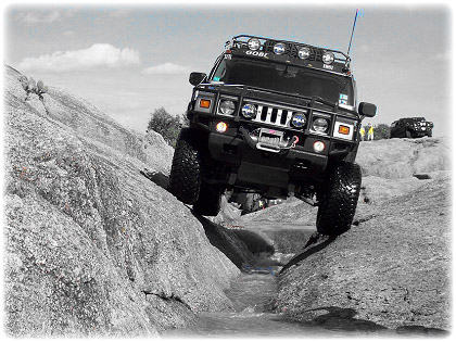 Hummer X Club - Hummer Club for H1, H2 & H3 Owners